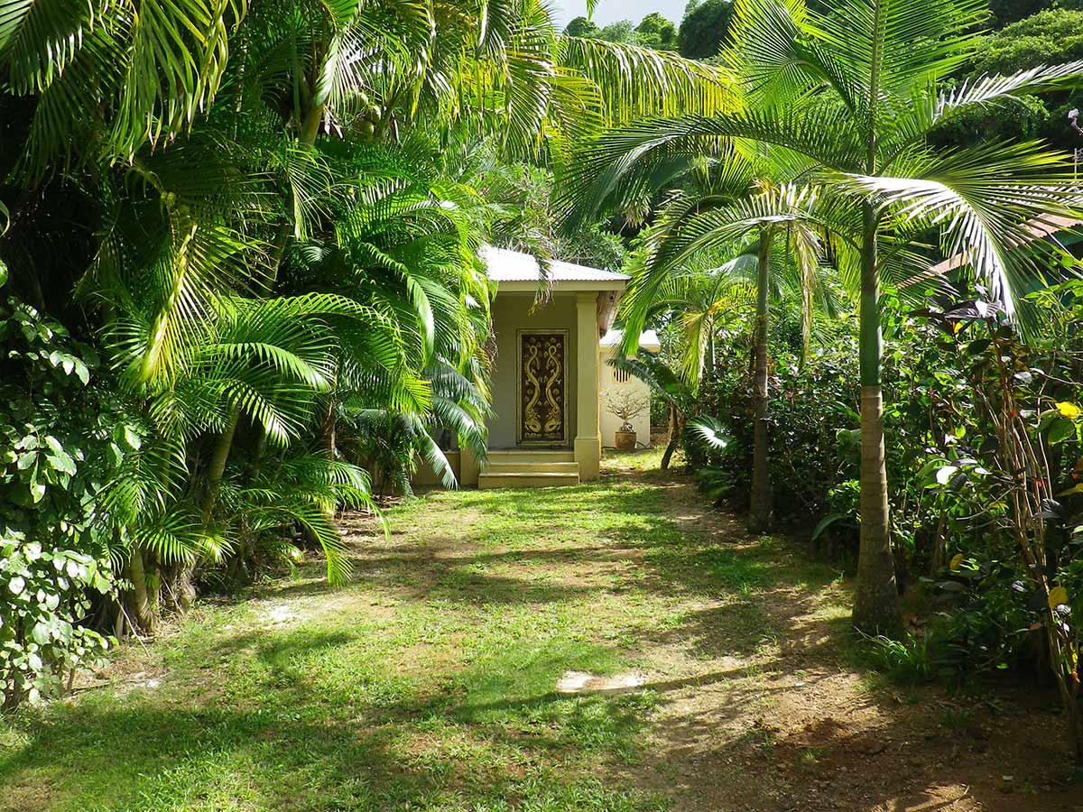 Villa Papaya - accommodation christmas island
