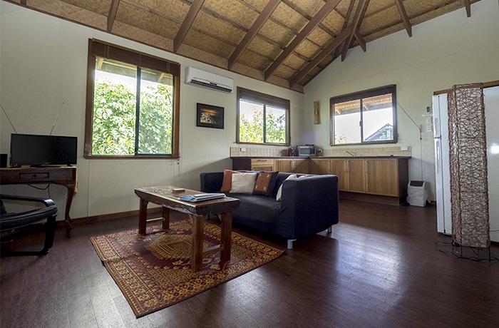 cocos castaway accommodation
