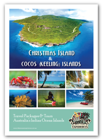 Christmas Island & Cocos Keeling Travel brochure